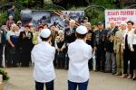 День Победы в Кирият Шмона