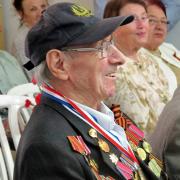 15 лет во главе ветеранов г. Тират Кармель